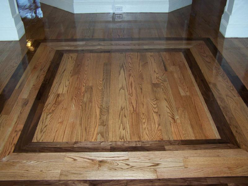Supreme flooring home Hardwood floor designs borders